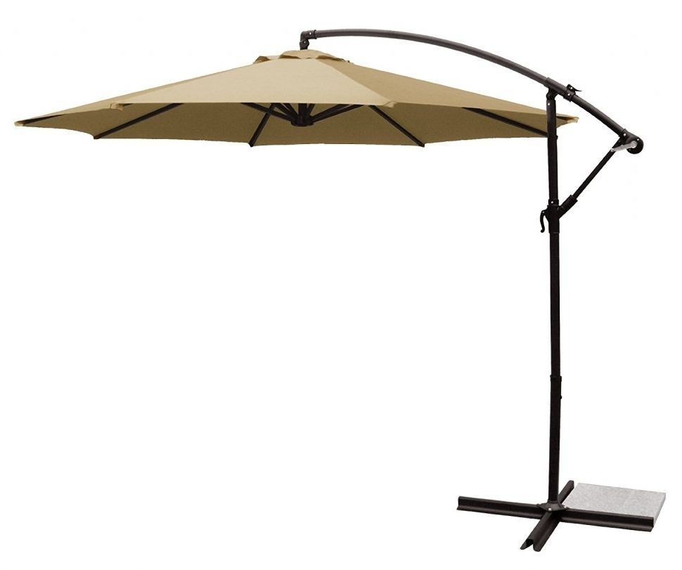 Most Recently Released Free Standing Patio Umbrellas Intended For Large Free Standing Patio Umbrellas – Home Design And Architecture (View 15 of 20)