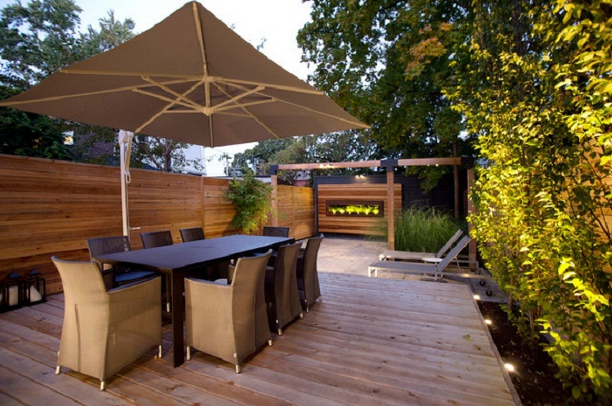 Most Recently Released The Patio Table Umbrella For Comfort Gathering — Mistikcamping Home Pertaining To Wooden Patio Umbrellas (View 20 of 20)