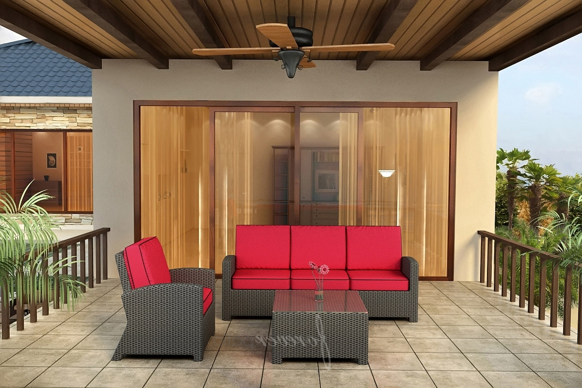 Most Recently Released The Top 10 Outdoor Patio Furniture Brands Pertaining To High End Patio Umbrellas (View 13 of 20)