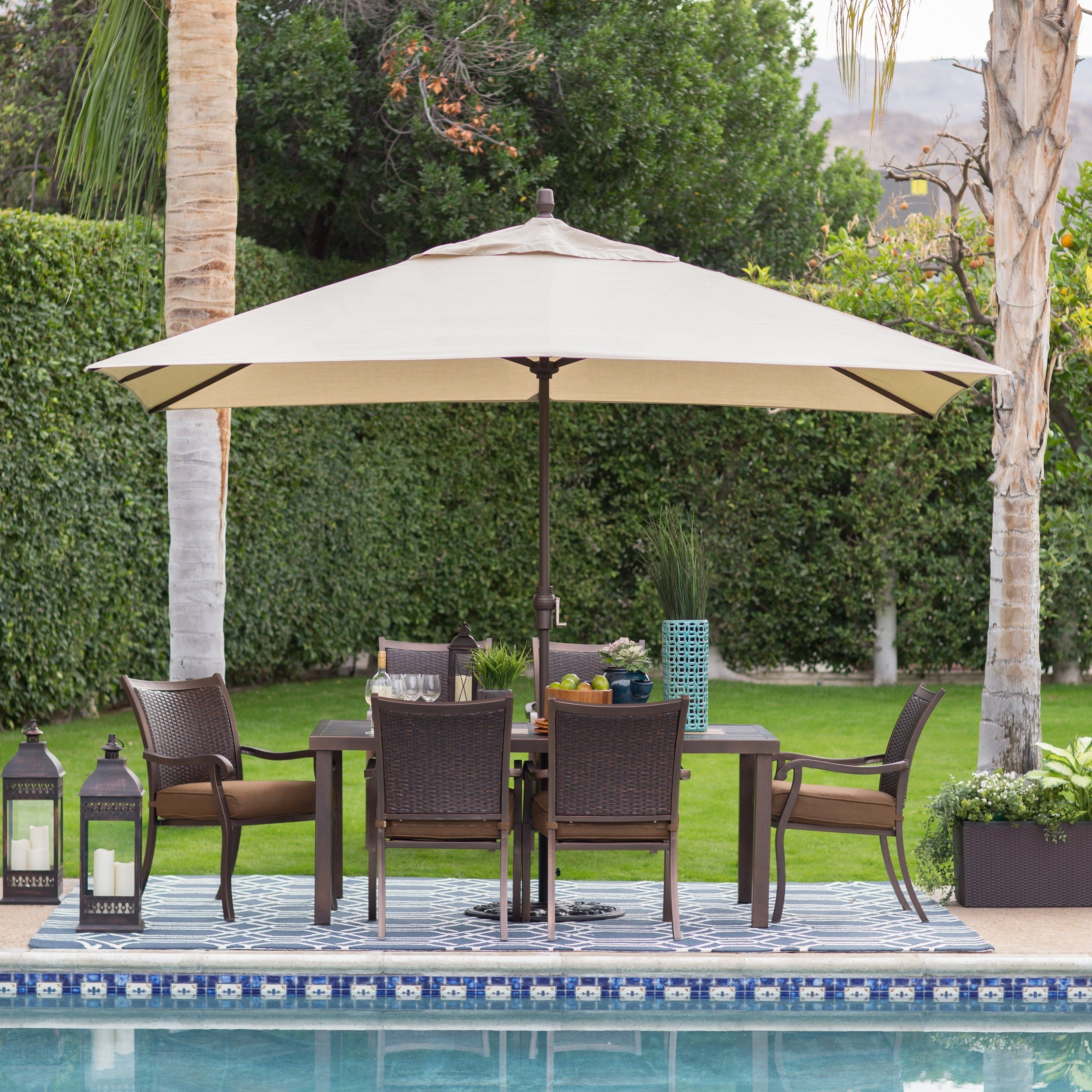Most Recently Released Walmart Umbrellas Patio In 17 Beautiful Walmart Umbrellas Patio – Patio Furniture (View 5 of 20)