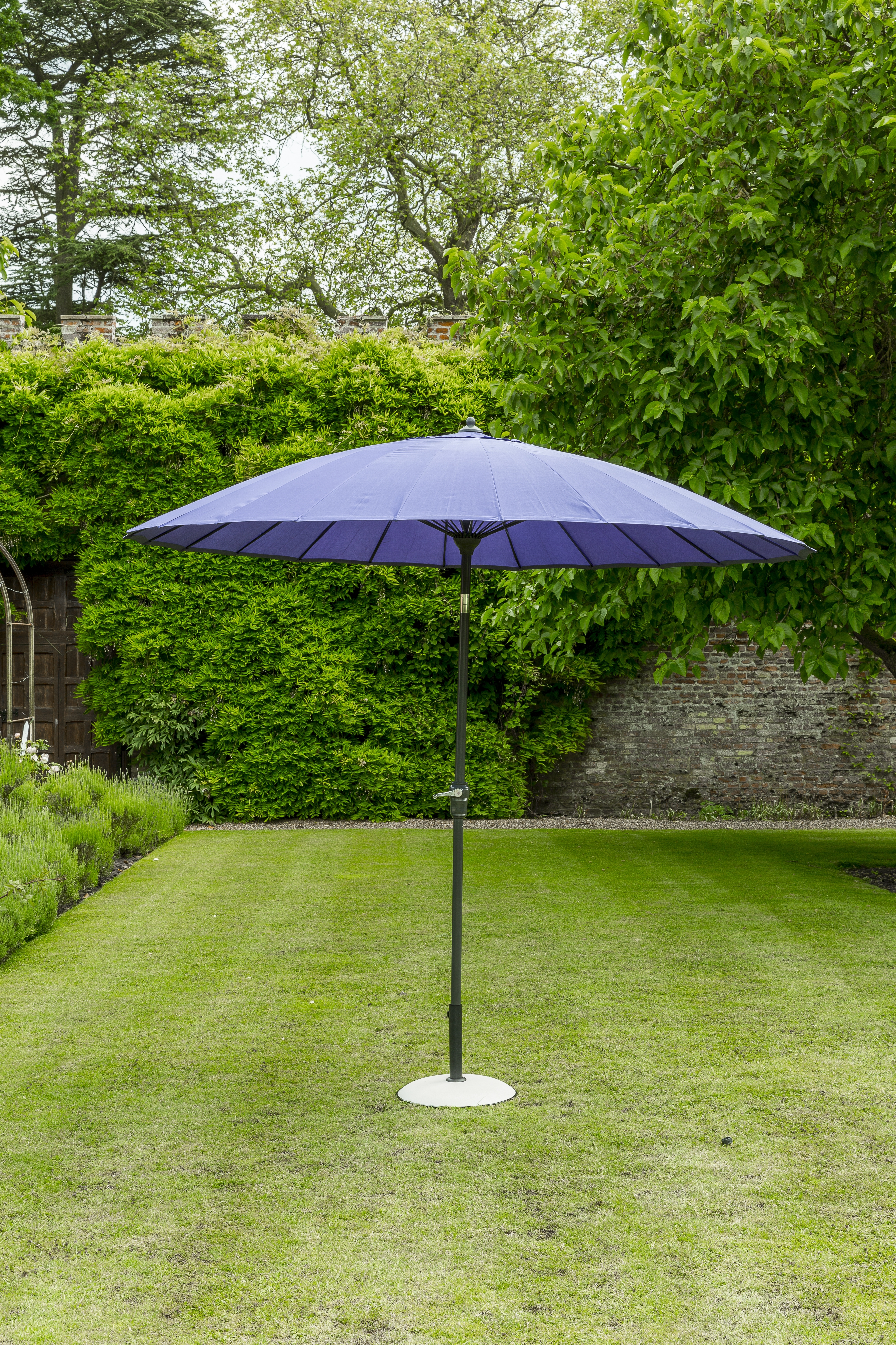 Most Up To Date Exotic Patio Umbrellas Inside Exotic Eastern Style Parasol Purple  (View 14 of 20)