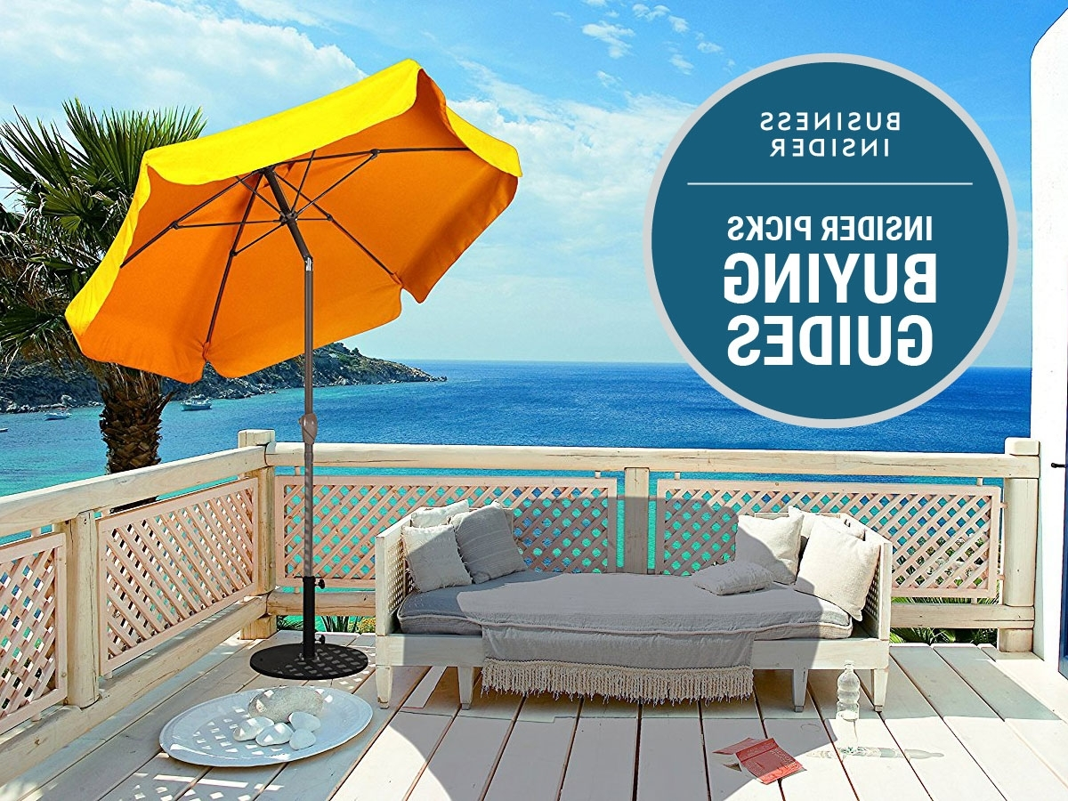 Most Up To Date Patio Umbrellas For High Wind Areas For The Best Patio Umbrella You Can Buy – Business Insider (View 8 of 20)