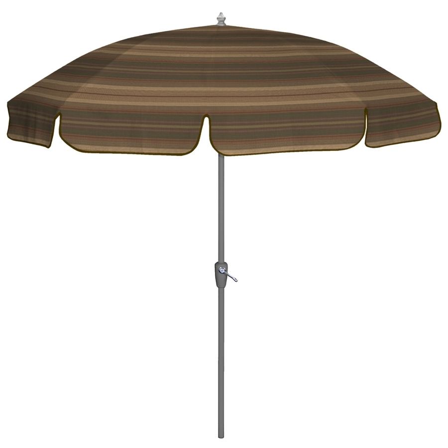 Newest 46 Patio Umbrellas Lowes, 55 159 015101 Ec Ravenna Patio Umbrella Pertaining To Lowes Patio Umbrellas (View 13 of 20)