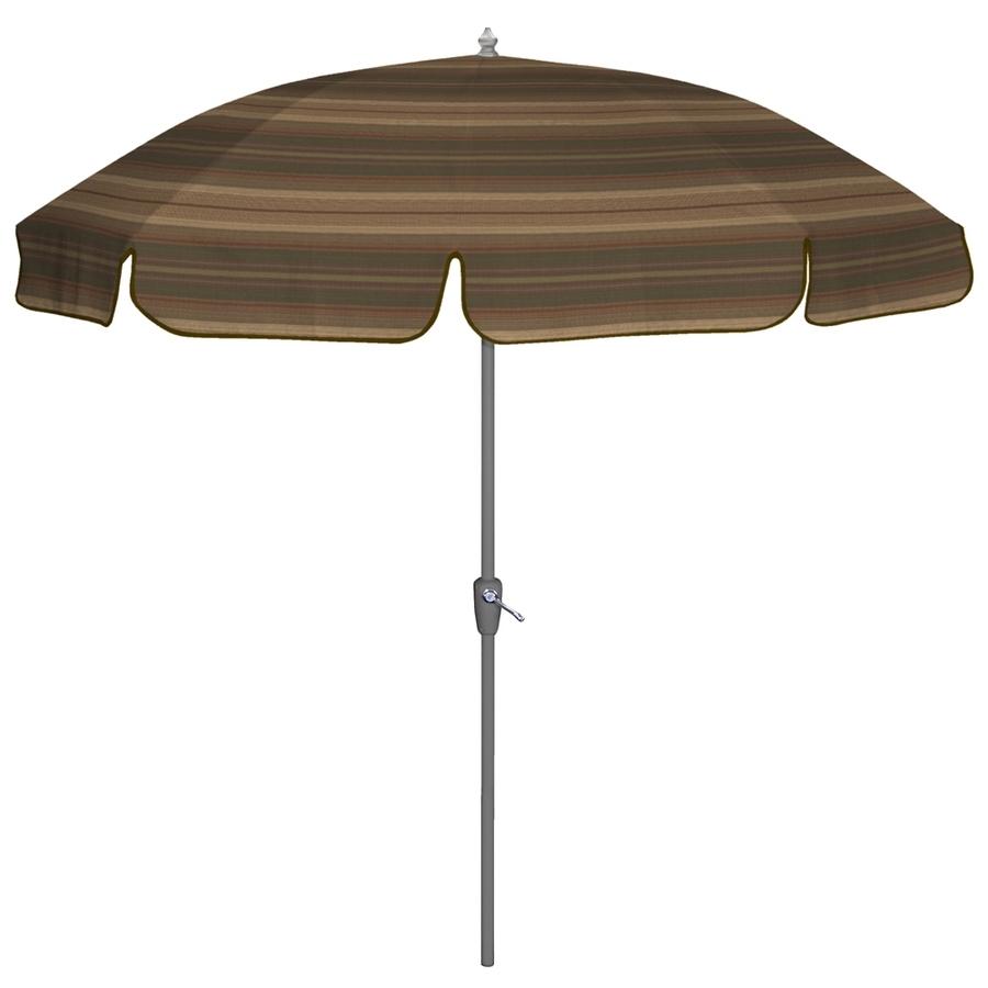 Newest 46 Patio Umbrellas Lowes, 55 159 015101 Ec Ravenna Patio Umbrella Pertaining To Lowes Patio Umbrellas (View 16 of 20)