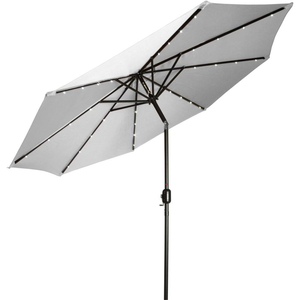Newest Deluxe Patio Umbrellas Regarding Trademark Innovations 9 Ft (View 3 of 20)