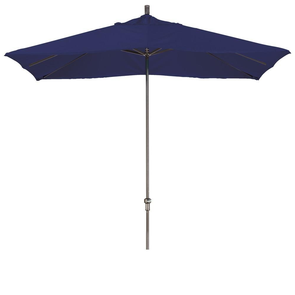 Newest Rectangular Sunbrella Patio Umbrellas Pertaining To Sunbrella Patio Umbrella (View 16 of 20)