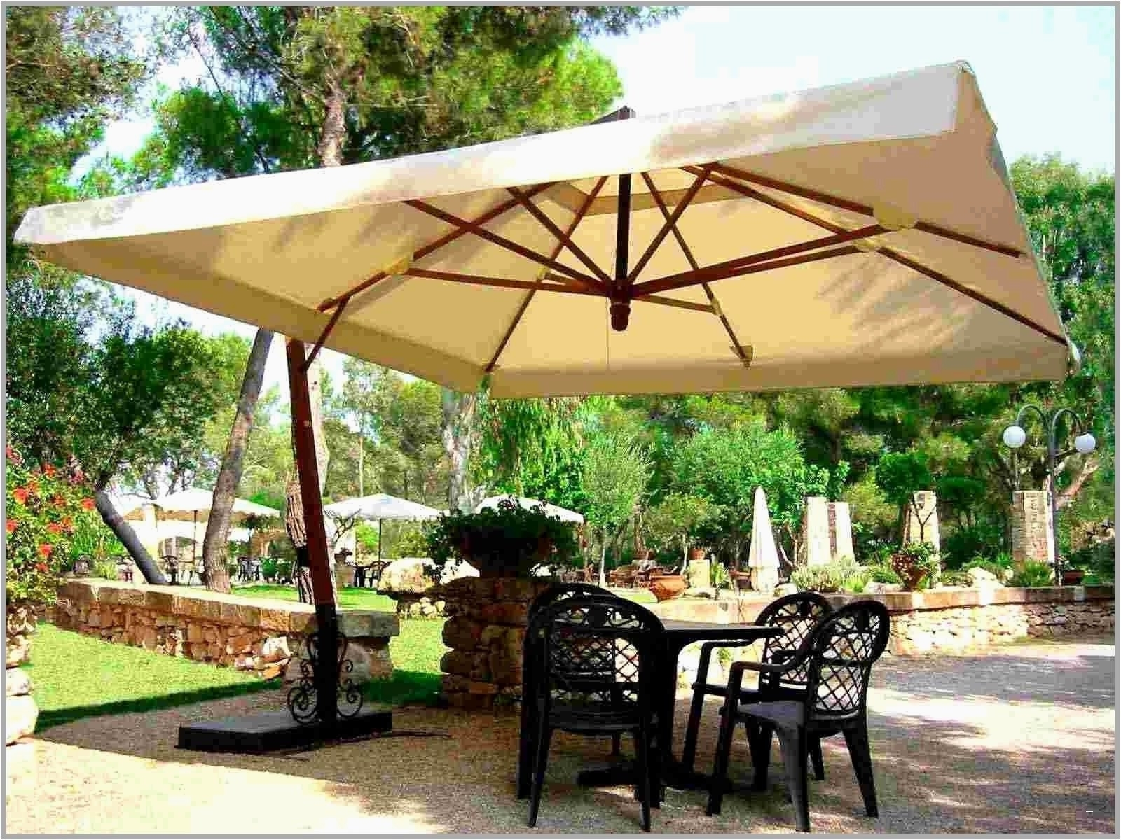Offset Patio Umbrellas With Base Throughout Current Simply Shade Offset Patio Umbrella Awesome Fset Patio Umbrella With (View 13 of 20)