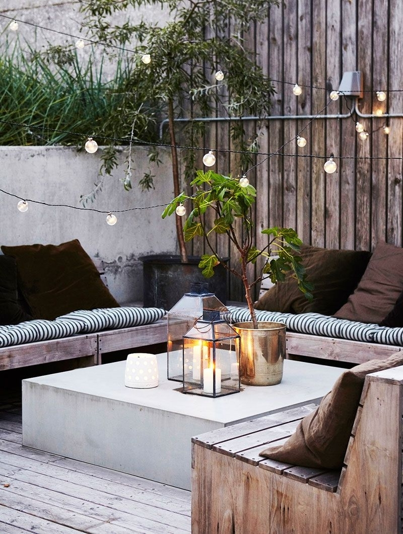Our Favorite Outdoor Furniture Picks (That Look Seriously Expensive For Most Current Expensive Patio Umbrellas (View 17 of 20)