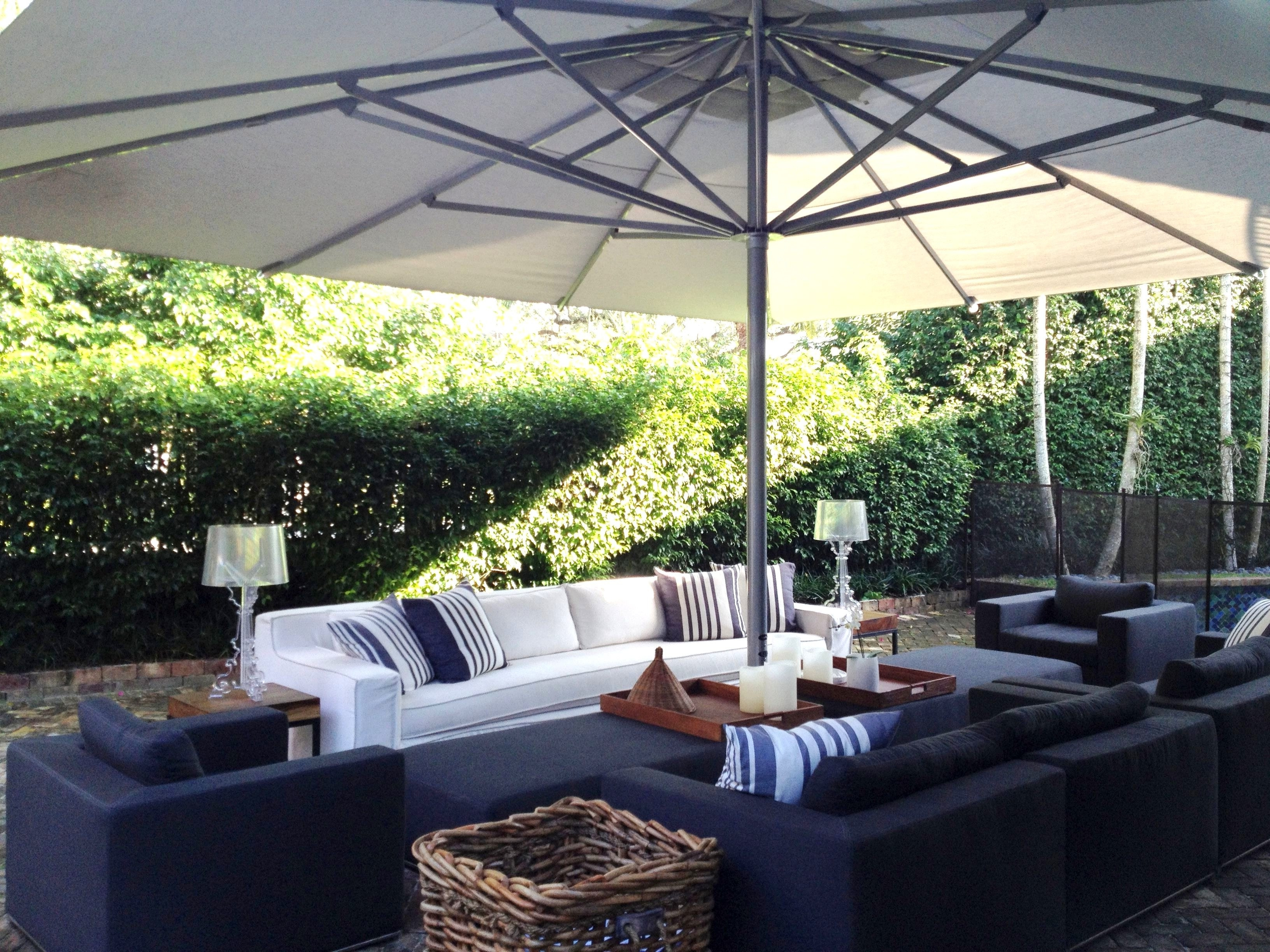 Patio Idea For Most Recently Released Heavy Duty Patio Umbrellas (View 13 of 20)