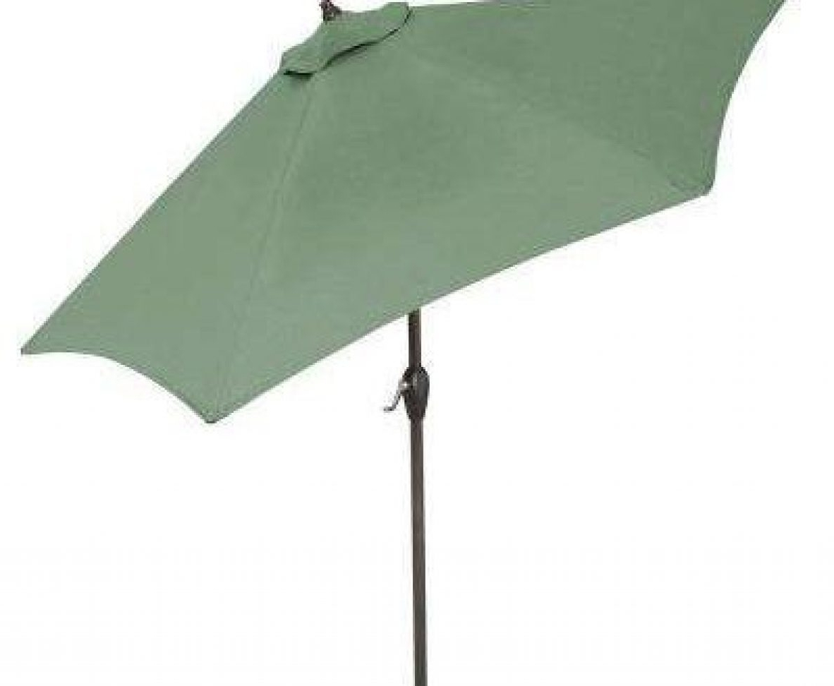 Patio Umbrella Green Divine – Ilnostrosito Intended For Popular Green Patio Umbrellas (View 9 of 20)