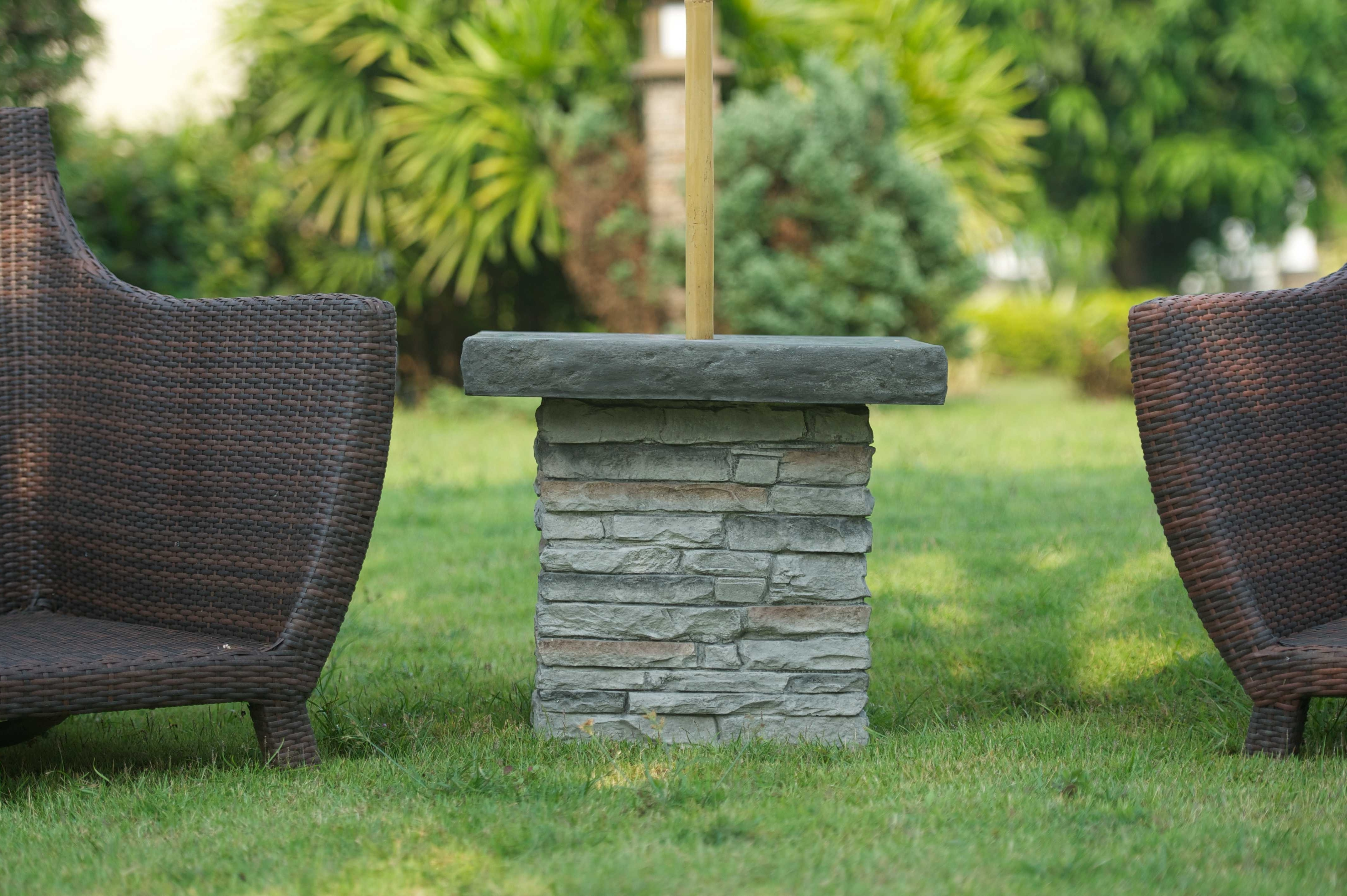 Featured Photo of Patio Umbrella Side Tables