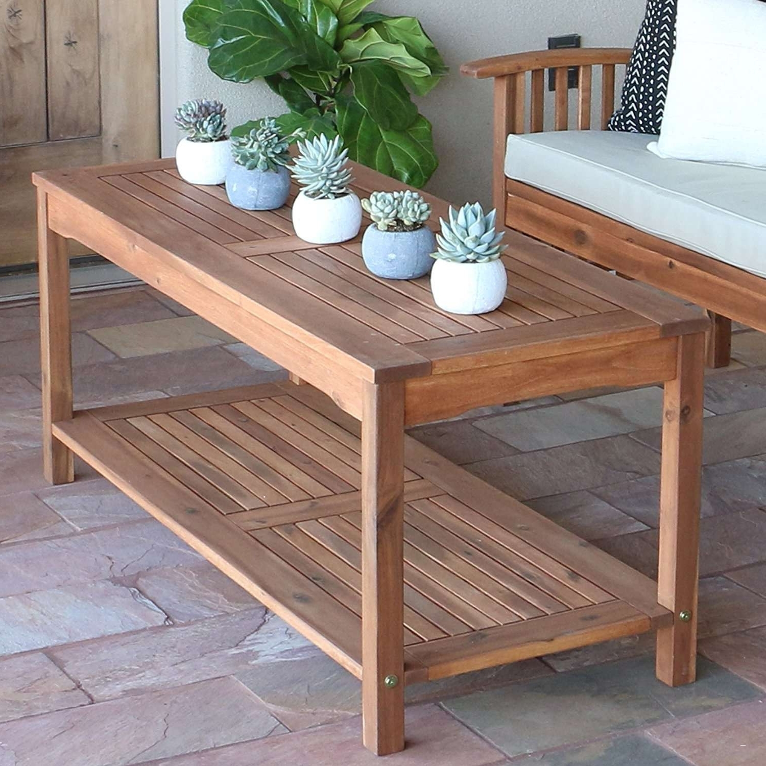 Patio Umbrella Stand Side Tables Within 2018 Umbrella Stand Side Table Home Design Planning With Charming Patio (View 16 of 20)
