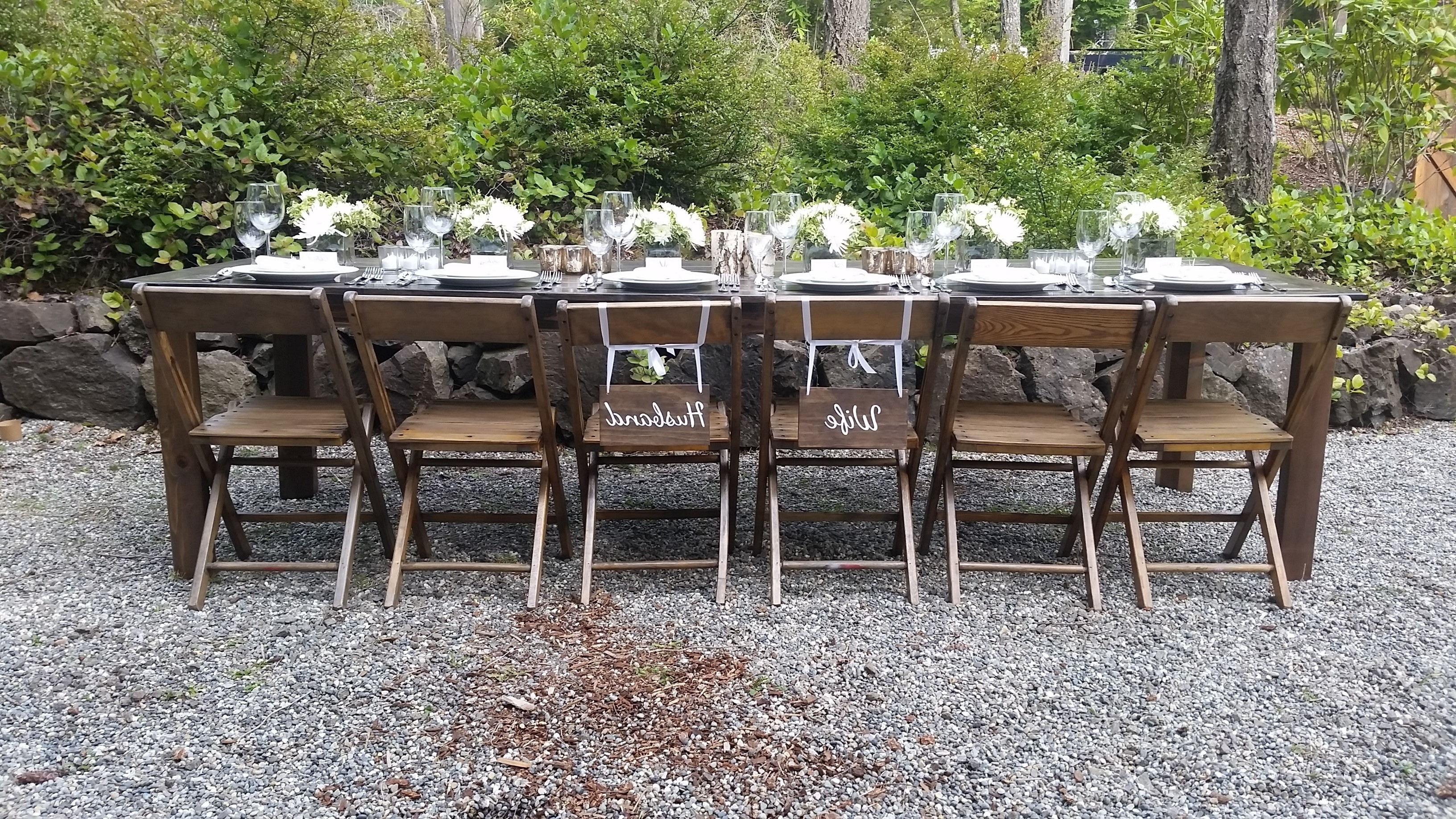 Patio Umbrellas For Rent Intended For Most Current Olympic Farm Style Events (View 11 of 20)