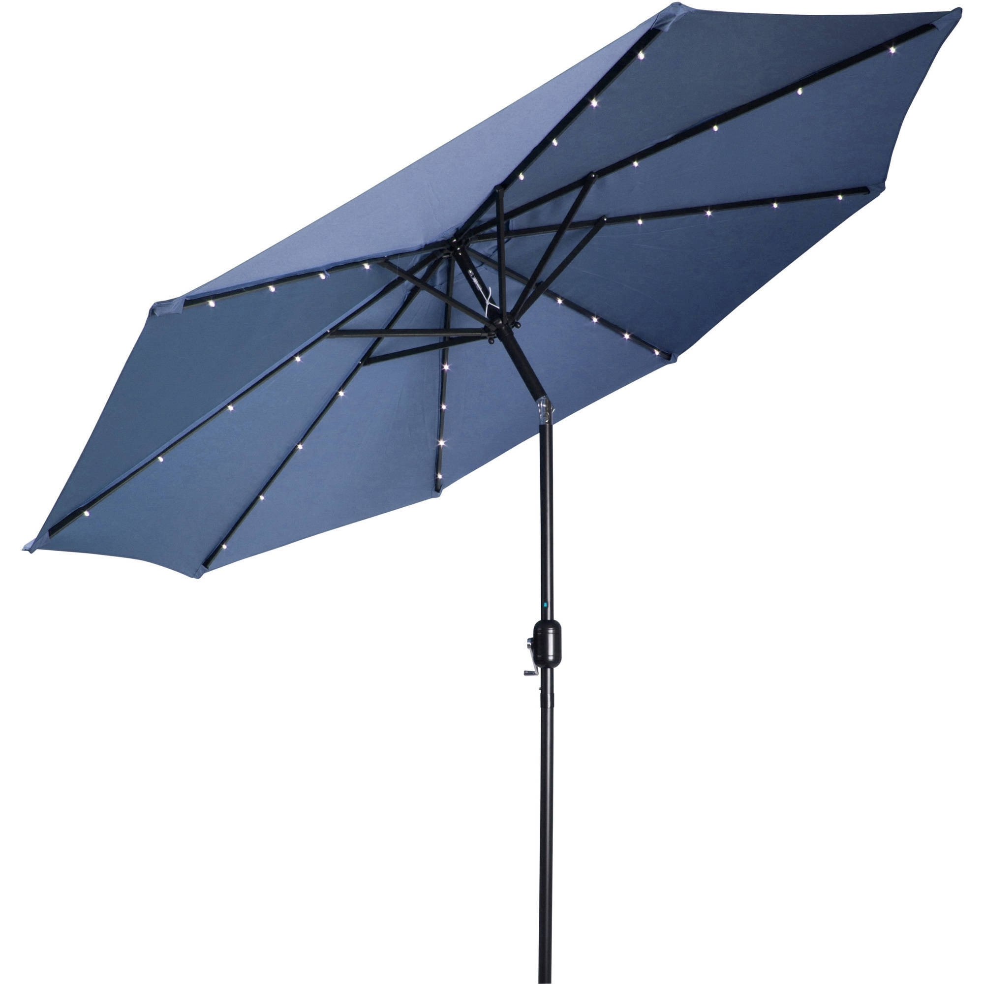 Patio Umbrellas For Windy Locations With Regard To Recent Best Patio Umbrella For Wind Inspirational Costway 10Ft Patio Solar (View 13 of 20)