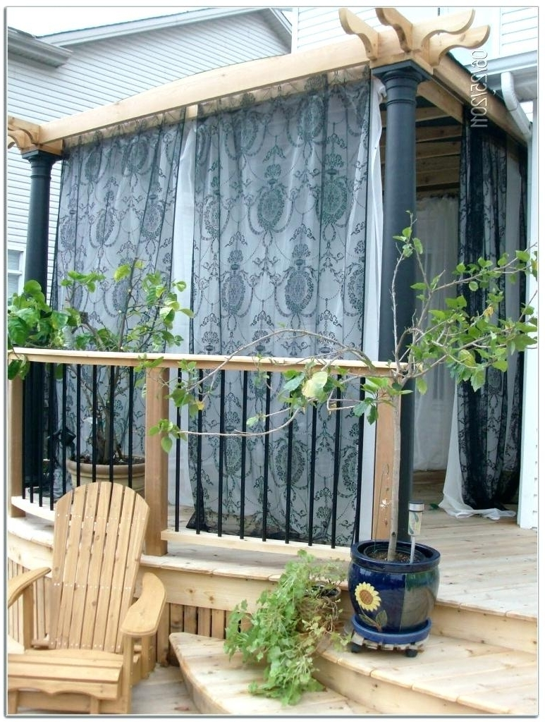 Patio Umbrellas With Netting Intended For Most Current Mosquito Netting For Patio Gigest S Over Umbrella (View 9 of 20)