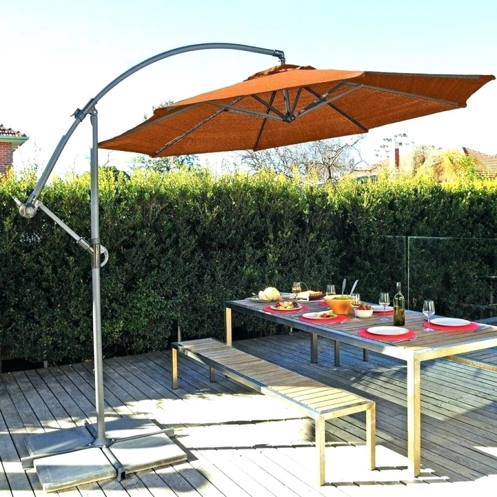 Patio Umbrellas With Wheels Intended For Trendy Outdoor Umbrellas – Rockforriley (View 12 of 20)