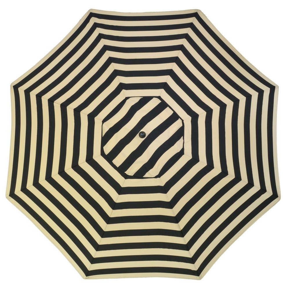 Patterned Patio Umbrellas For Well Liked Plantation Patterns 11 Ft (View 7 of 20)