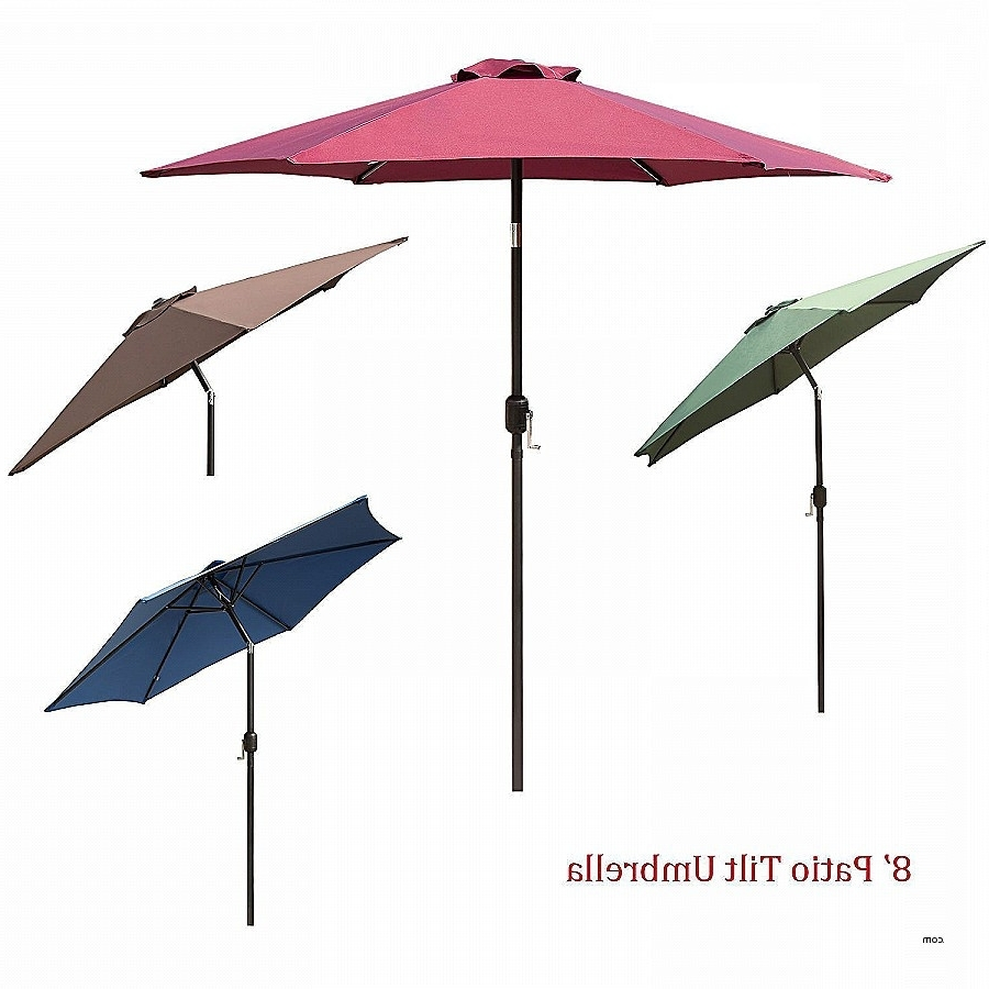 Pink Outdoor Umbrella New Strobe Umbrella Light Inspirational For Preferred Pink Patio Umbrellas (View 9 of 20)