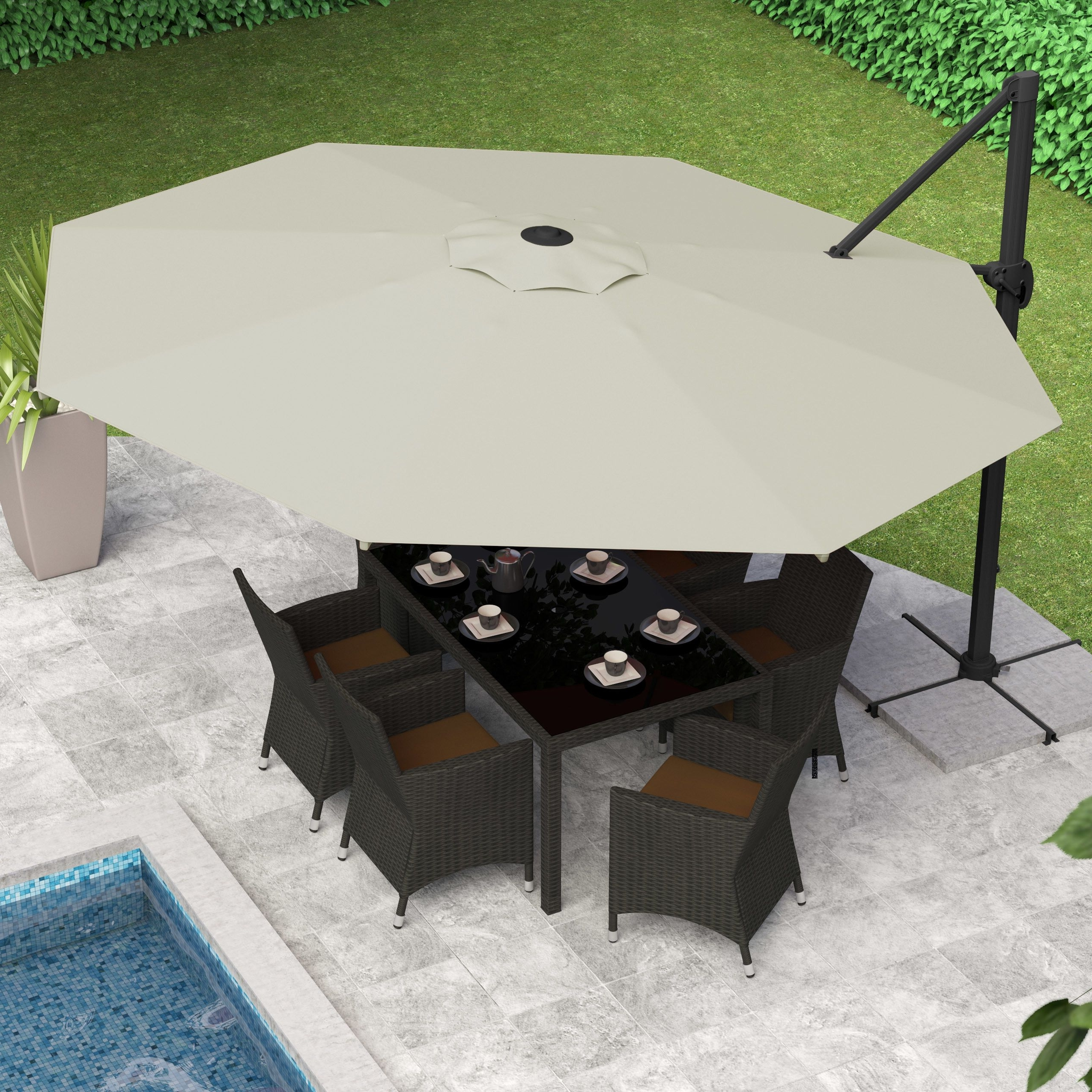 Featured Photo of Wayfair Patio Umbrellas