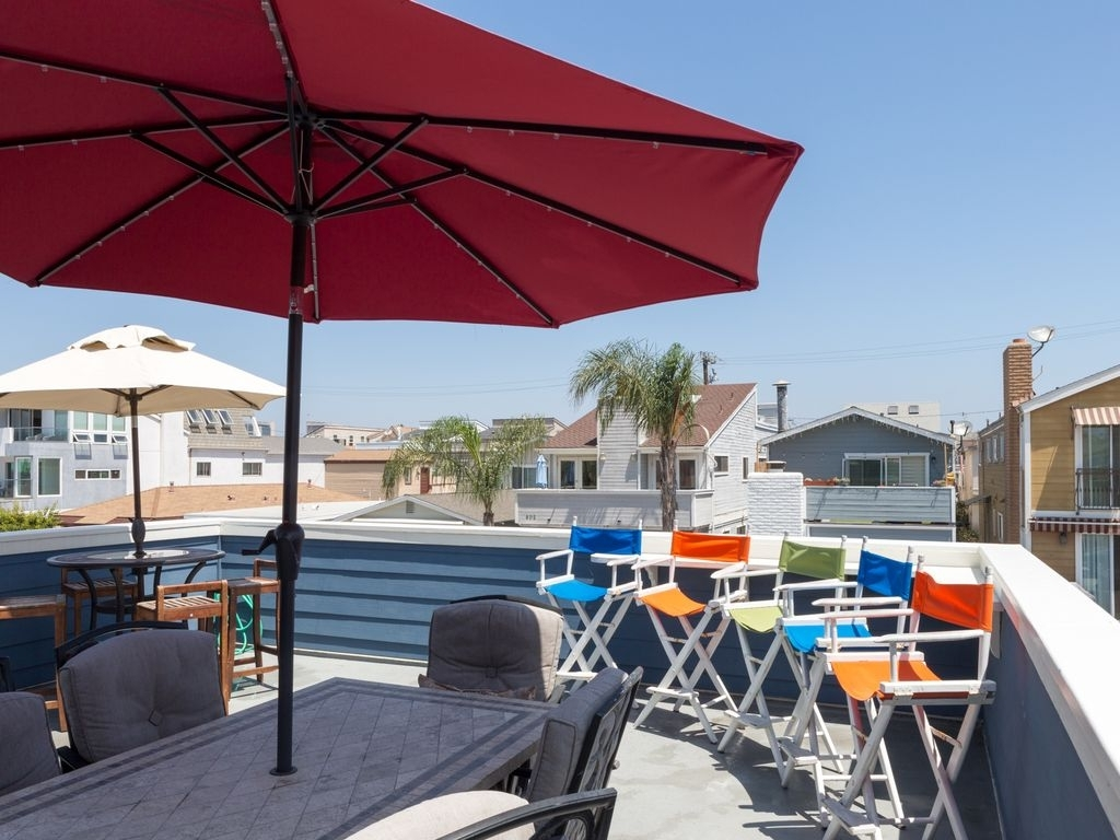 Popular Cool Beach Rental ~ Patio ~ View ~ 2 Car Pa – Vrbo With Regard To Patio Umbrellas For Rent (View 20 of 20)