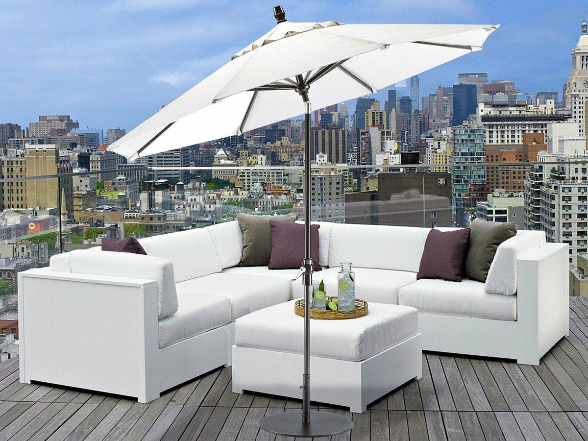 Popular Patio Umbrella Covers Pertaining To Deck Outdoor Umbrella Cover — Sherizampelli Landscape (View 15 of 20)