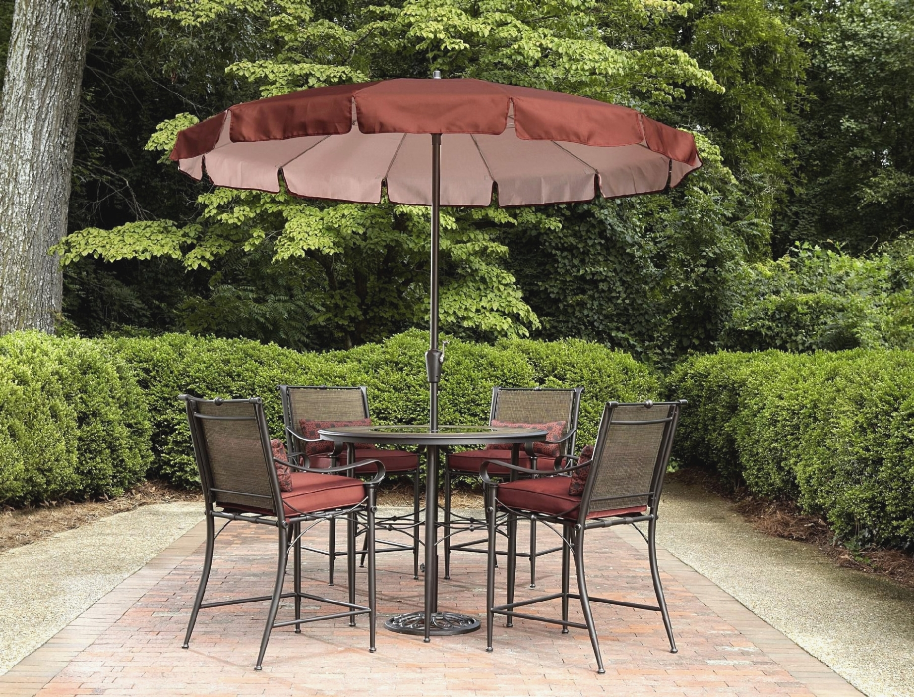 Popular Sears Patio Umbrellas Regarding Seven Things About Sears Patio (View 12 of 20)