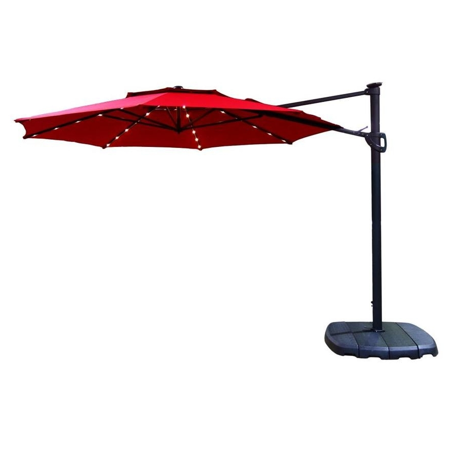 Featured Photo of Lowes Offset Patio Umbrellas - Best 20+ Of Lowes Offset Patio Umbrellas