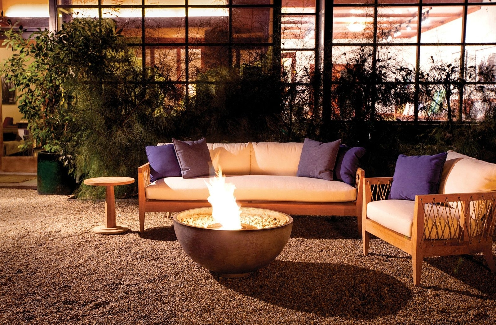 Preferred Brown Jordan – Urth Firepit – Outdoor Living For Jordan Patio Umbrellas (Gallery 19 of 20)