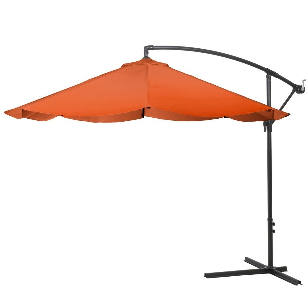 Preferred Home Depot Patio Umbrellas With Pure Garden 10 Ft (View 17 of 20)