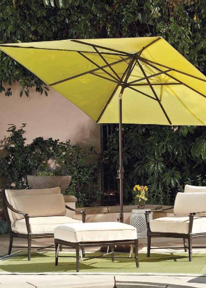 Preferred Yellow Sunbrella Patio Umbrellas Within Patio Umbrellas — Island Lifestyles (View 10 of 20)