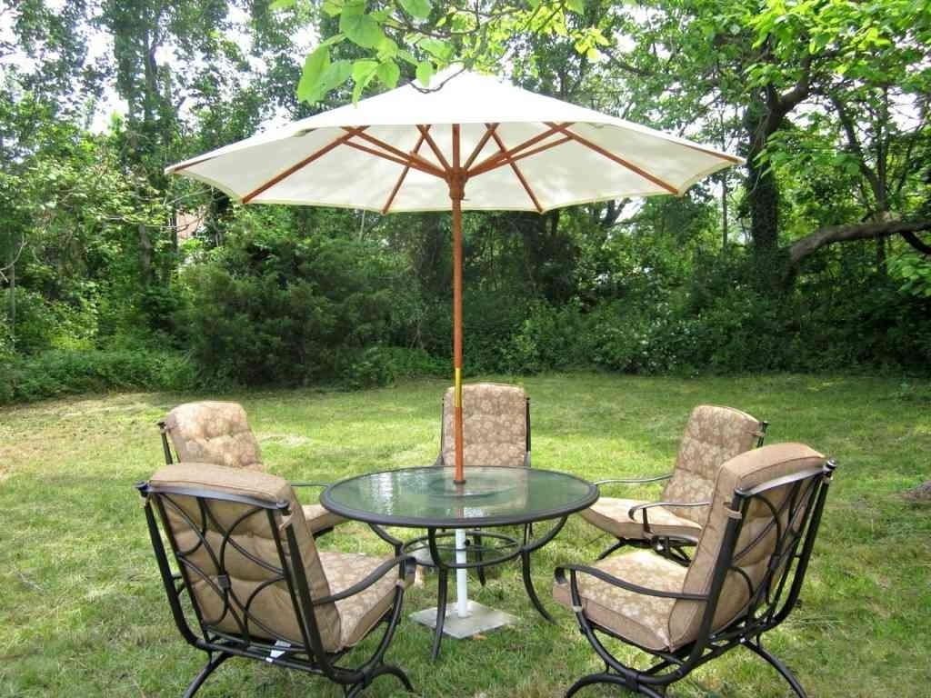Recent Big Lots Patio Umbrellas In Big Lots Outdoor Dining Patio Furniture Sets Ideas Table – Awesome Home (View 16 of 20)