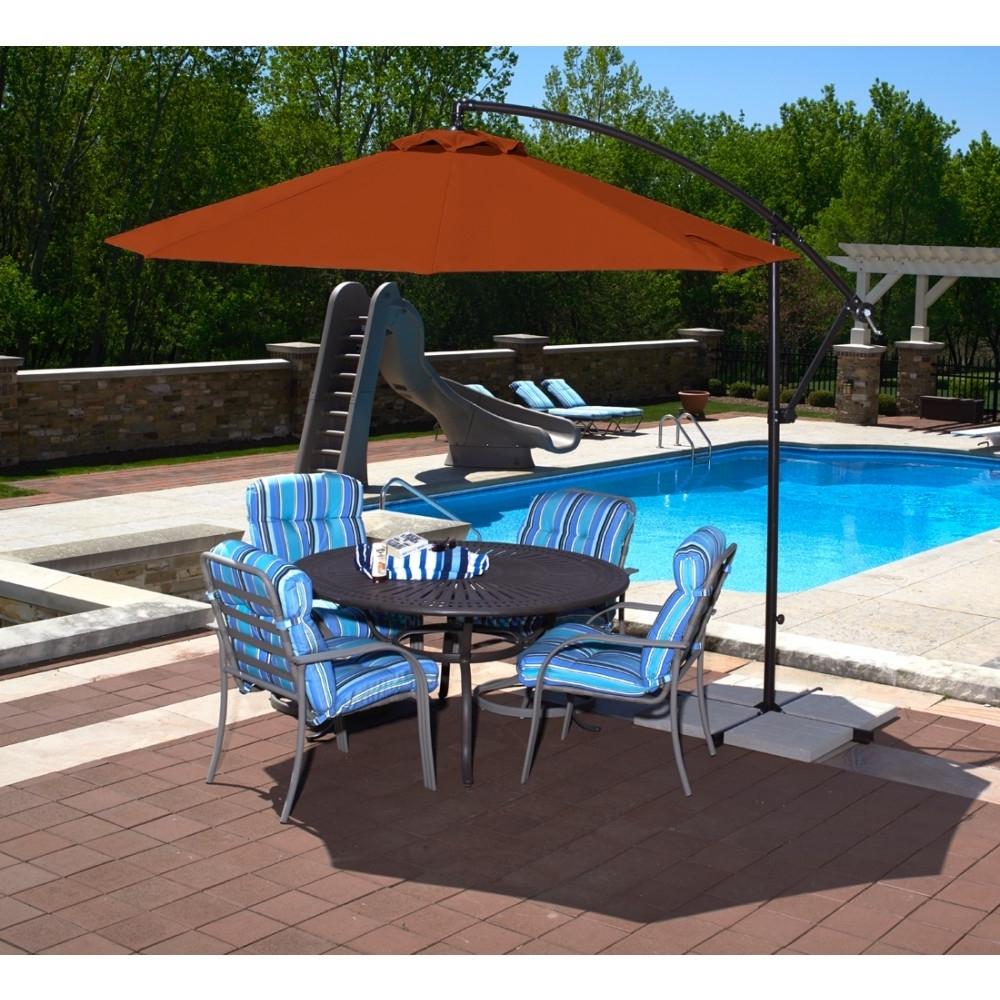 Recent Patio Umbrellas (Gallery 17 of 20)