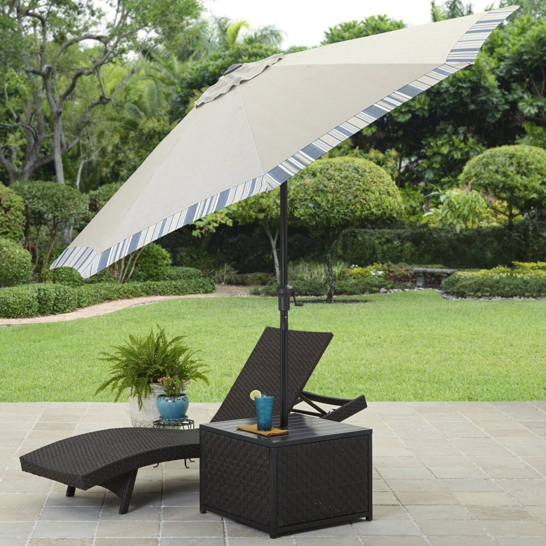 Ritzy Black Along With Patio Umbrella Home Design Vintage Umbrellas With Most Recently Released Vintage Patio Umbrellas For Sale (View 9 of 20)