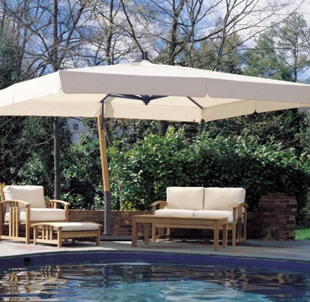 Sams Club Patio Umbrellas Intended For Current Sams Club Umbrella Cantilever Patio Umbrellas Pertaining To Sams (View 6 of 20)