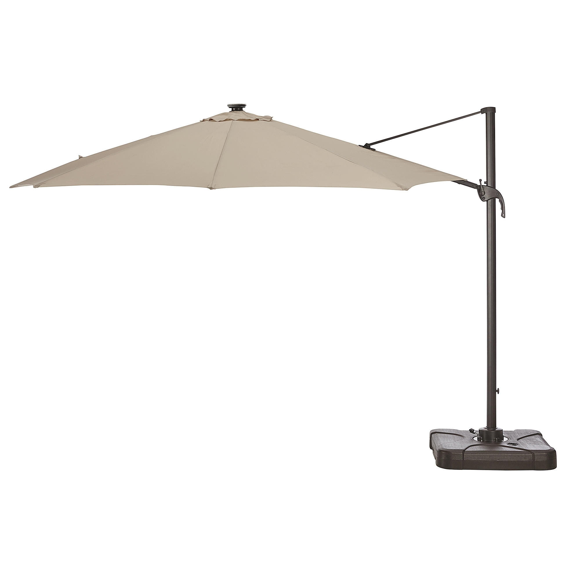 Sears Patio Umbrellas With Current Replacement Umbrella Canopy – Garden Winds (View 19 of 20)