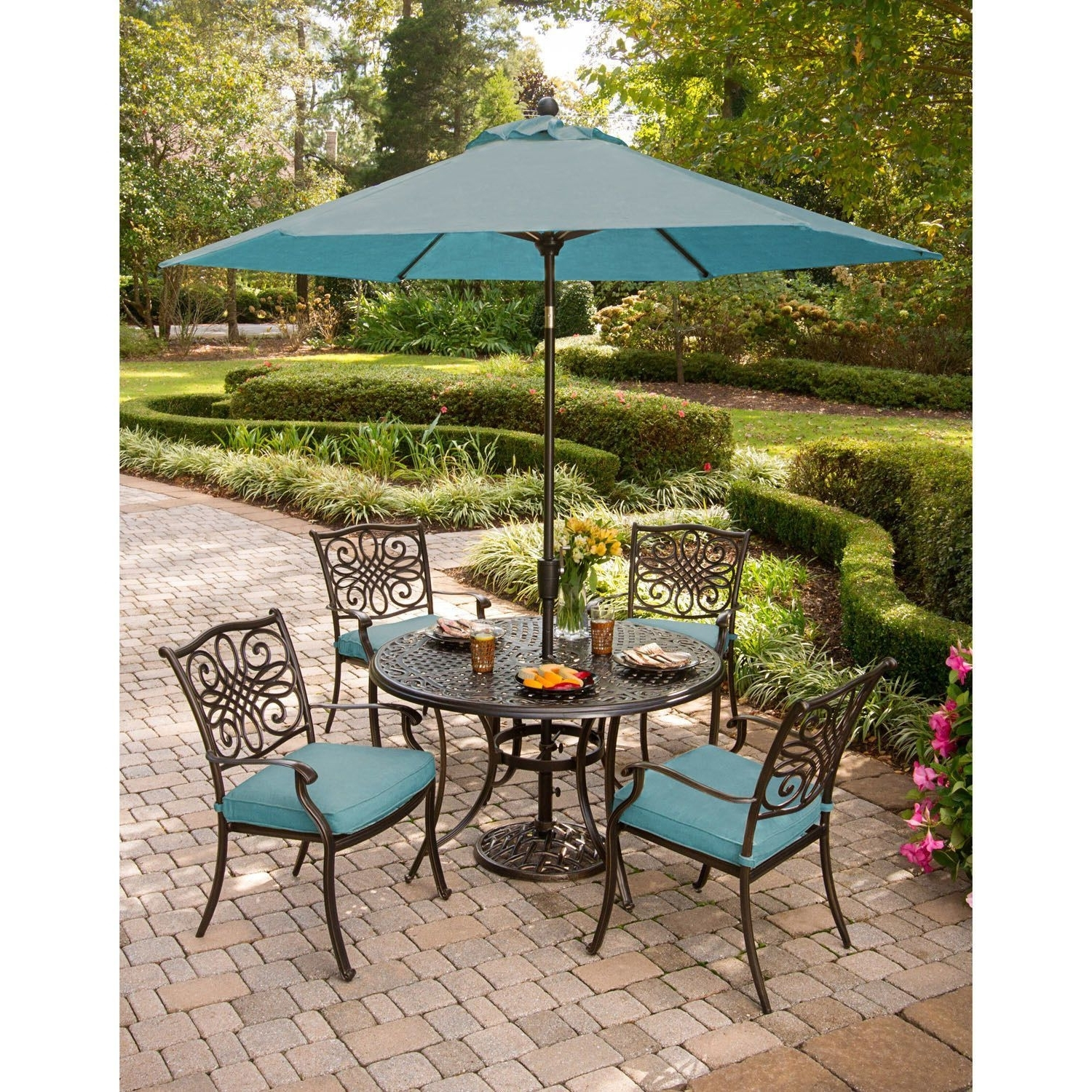 Small Patio Umbrellas Intended For Well Known Small Patio Umbrella Dazzling 22 Outdoor Umbrellas Furniture – Home (View 15 of 20)