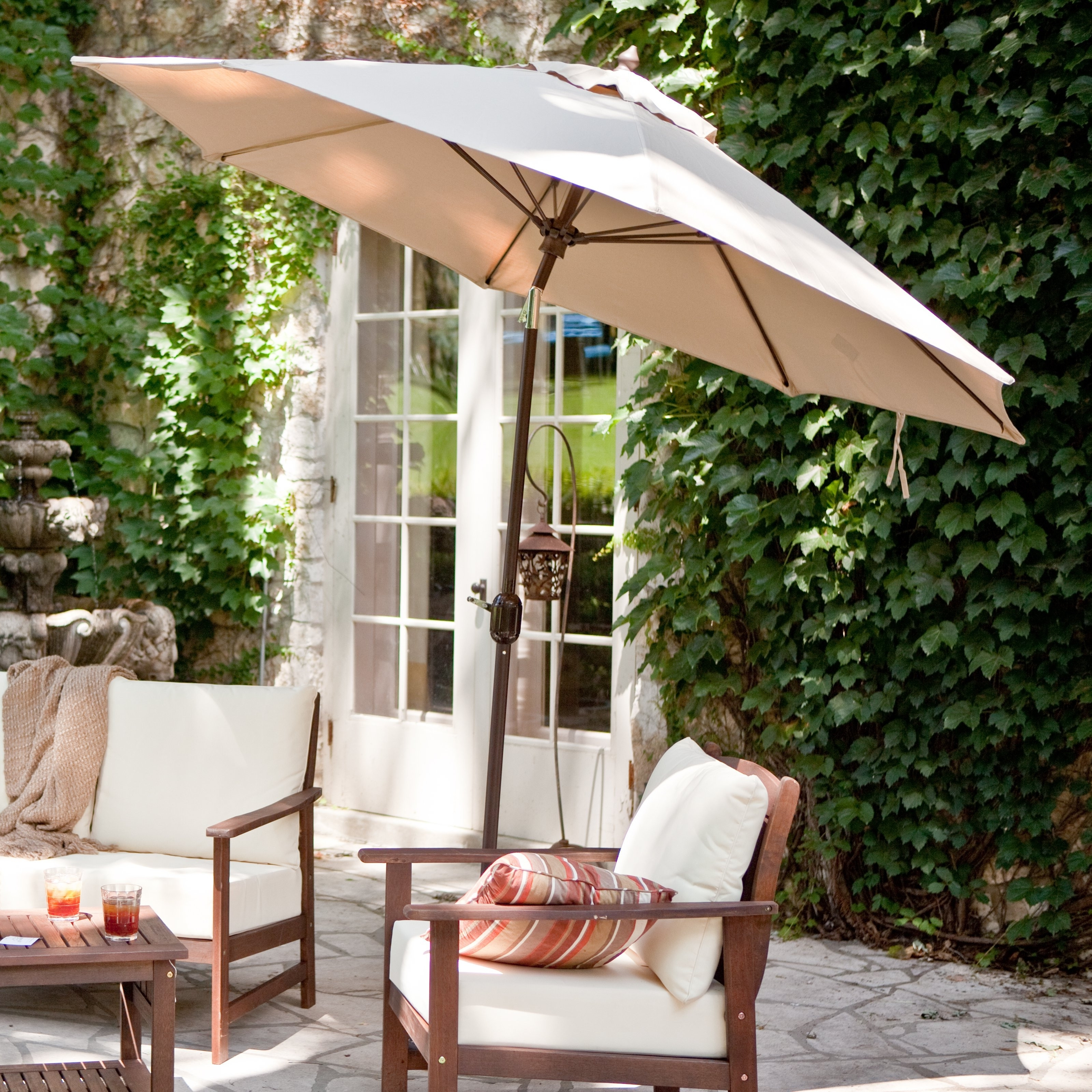 Small Patio Umbrellas Pertaining To Most Up To Date Patio Umbrellas Big Lots Luxury Small Patio Furniture Sets Umbrella (View 16 of 20)