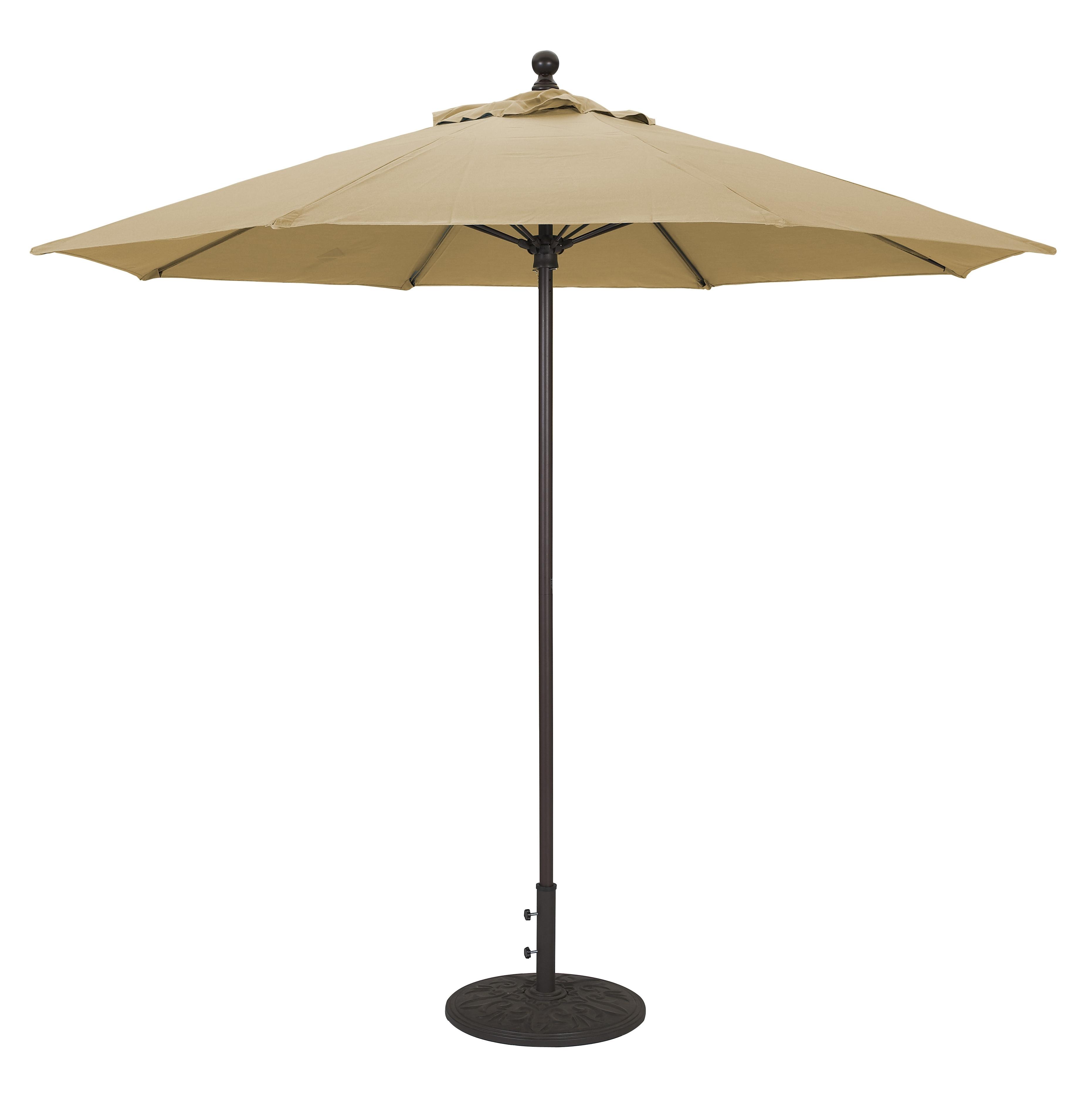 Sunbrella Umbrellas Inside 2018 Sunbrella Teak Umbrellas (View 11 of 20)