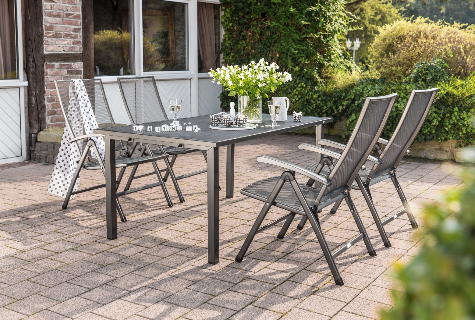 Table Tennis, Tricycles, Toys, Patio Furniture & Fitness Pertaining To Kettler Patio Umbrellas (View 17 of 20)