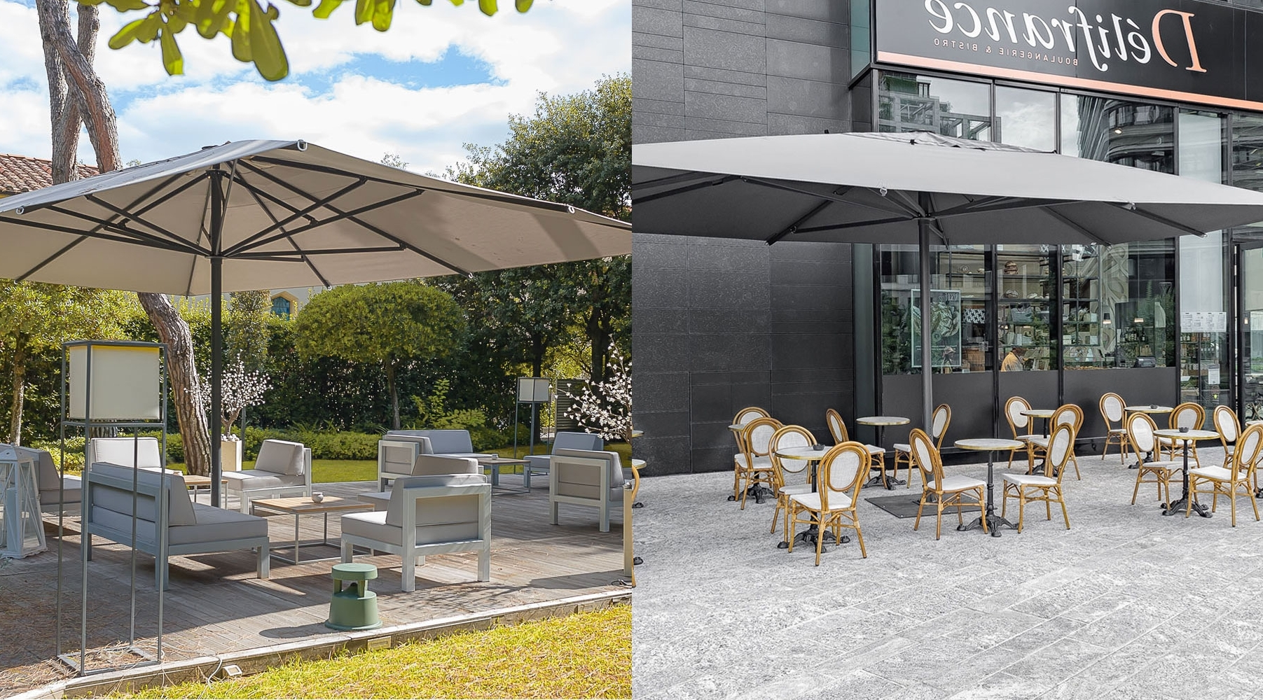 The Ultimate Guide To Choosing The Best Commercial Outdoor Umbrella Pertaining To Most Recently Released Commercial Patio Umbrellas (View 2 of 20)