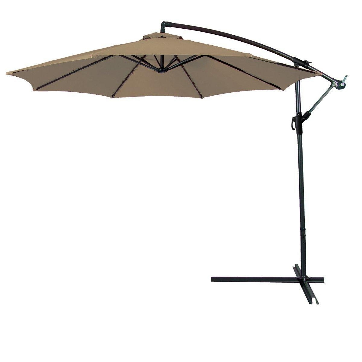 Top Patio Umbrella Replacement Canopy Home Depot F93X About Remodel For 2019 Patio Umbrellas At Home Depot (Gallery 13 of 20)