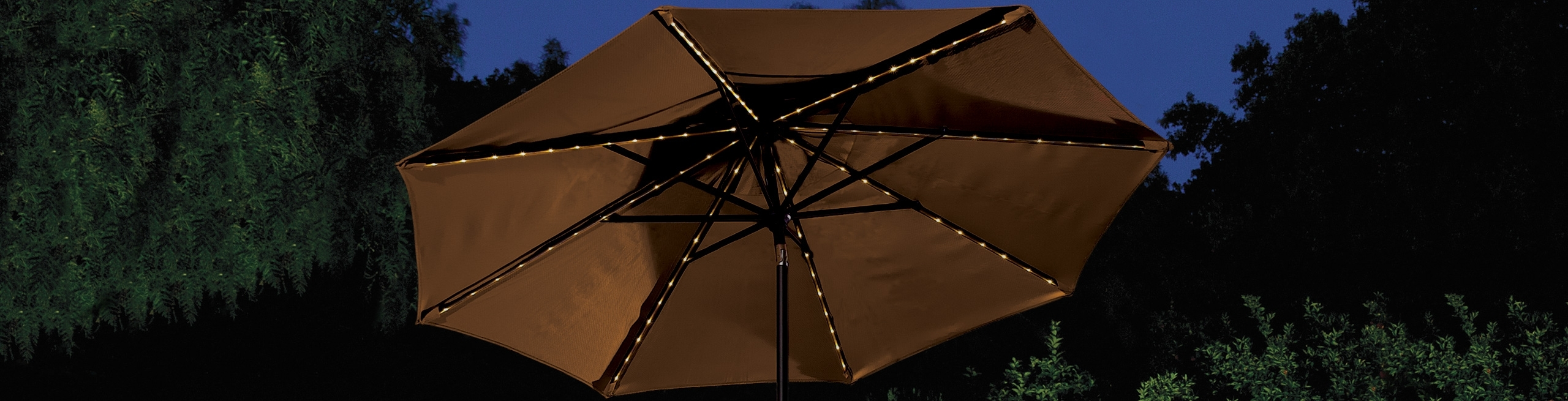 Treasure Garden: Treasure Garden Umbrellas (View 16 of 20)
