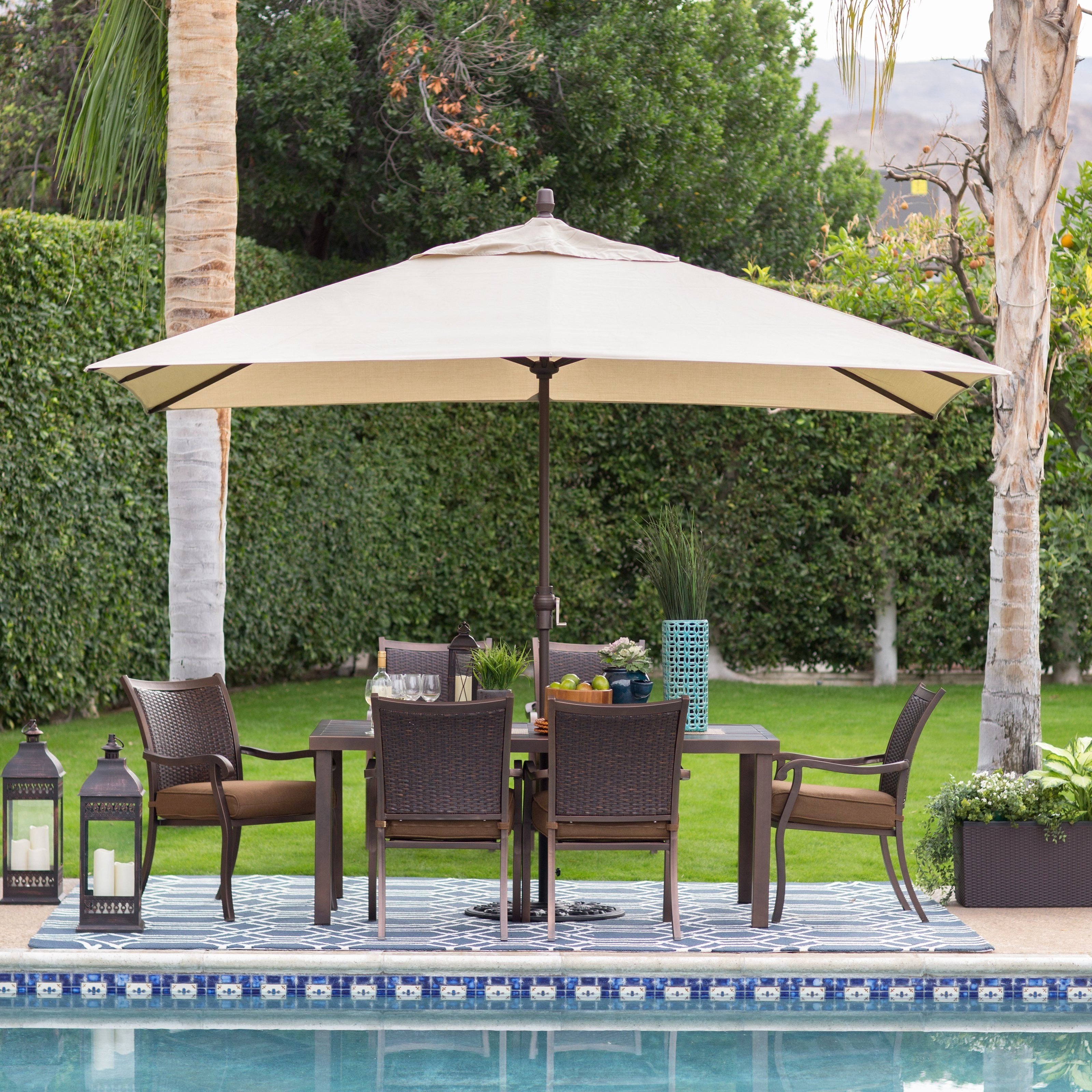 Trendy 11 Cantilever Patio Umbrella With Base Unique 30 Fresh 11 Ft Patio Intended For 11 Ft Patio Umbrellas (View 19 of 20)
