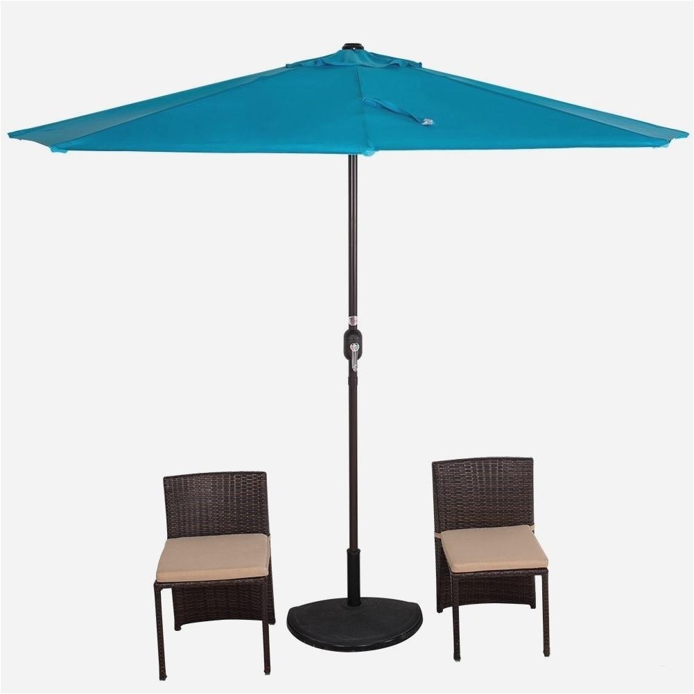 Trendy Half Patio Umbrellas Inside Summer Winds Patio Chairs In 2018 Retro Metal Patio Furniture Retro (Gallery 20 of 20)