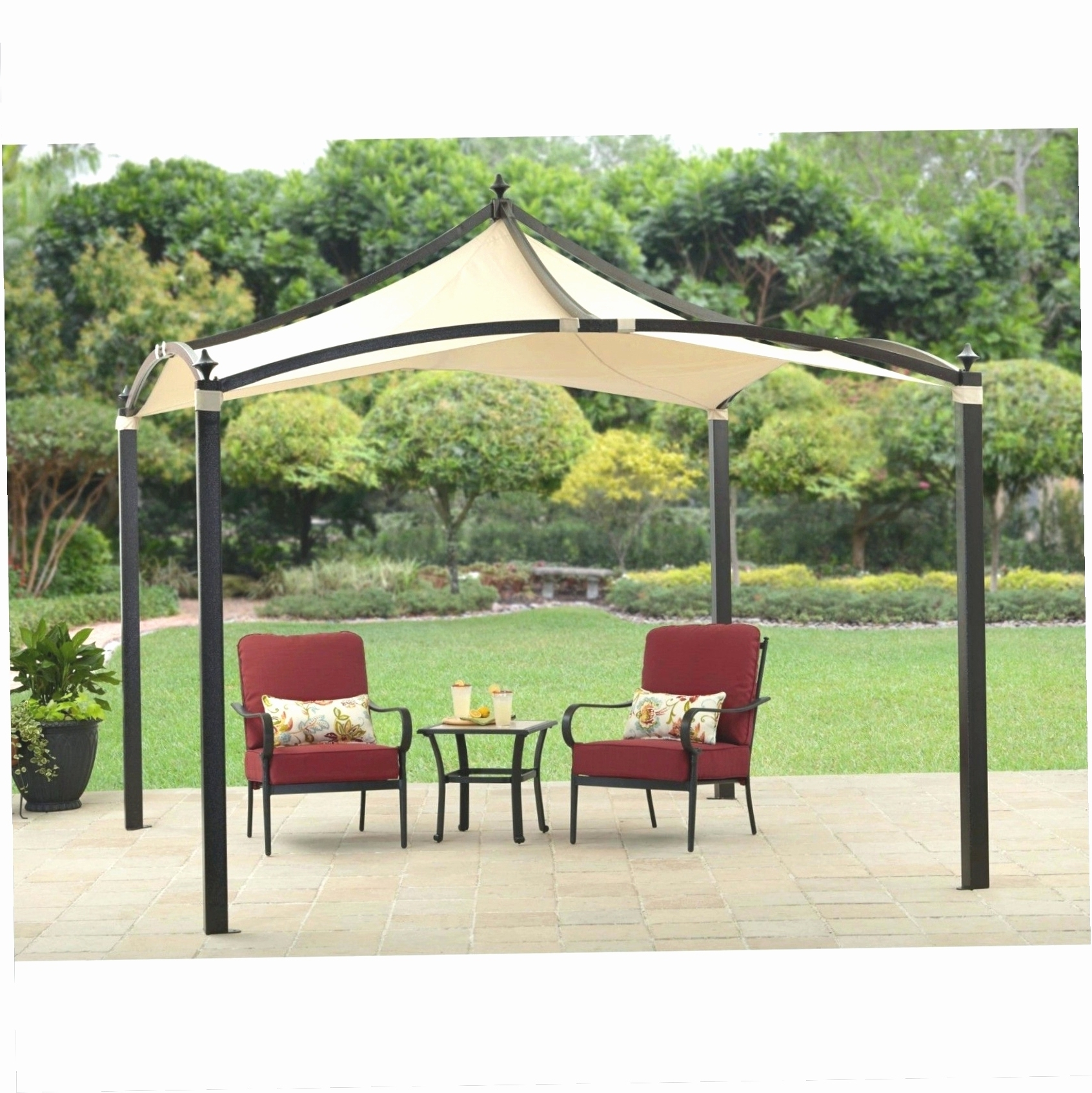 Trendy Mosquito Netting For Patio Umbrella Unique Patio Ideas 11 Steel Fset Throughout Patio Umbrellas With Netting (View 20 of 20)