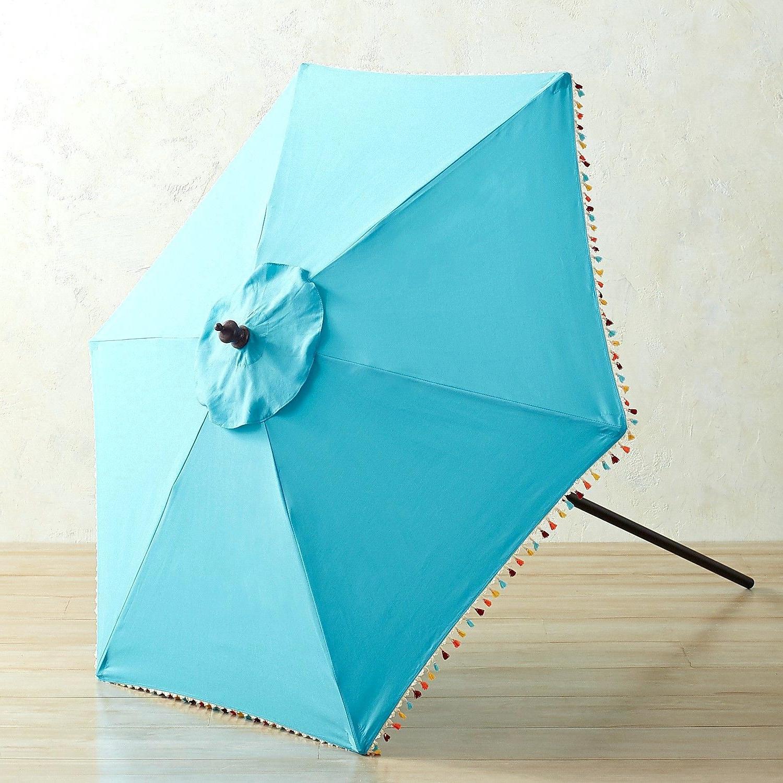 Trendy Vinyl Patio Umbrellas With Fringe In Patio Umbrella With Fringe Vinyl – Marcstan (View 20 of 20)