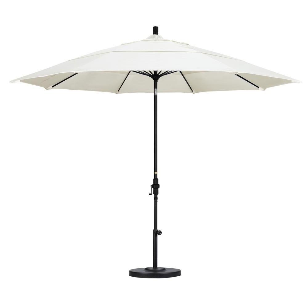 Vented Patio Umbrellas Regarding 2018 California Umbrella 11 Ft (View 15 of 20)