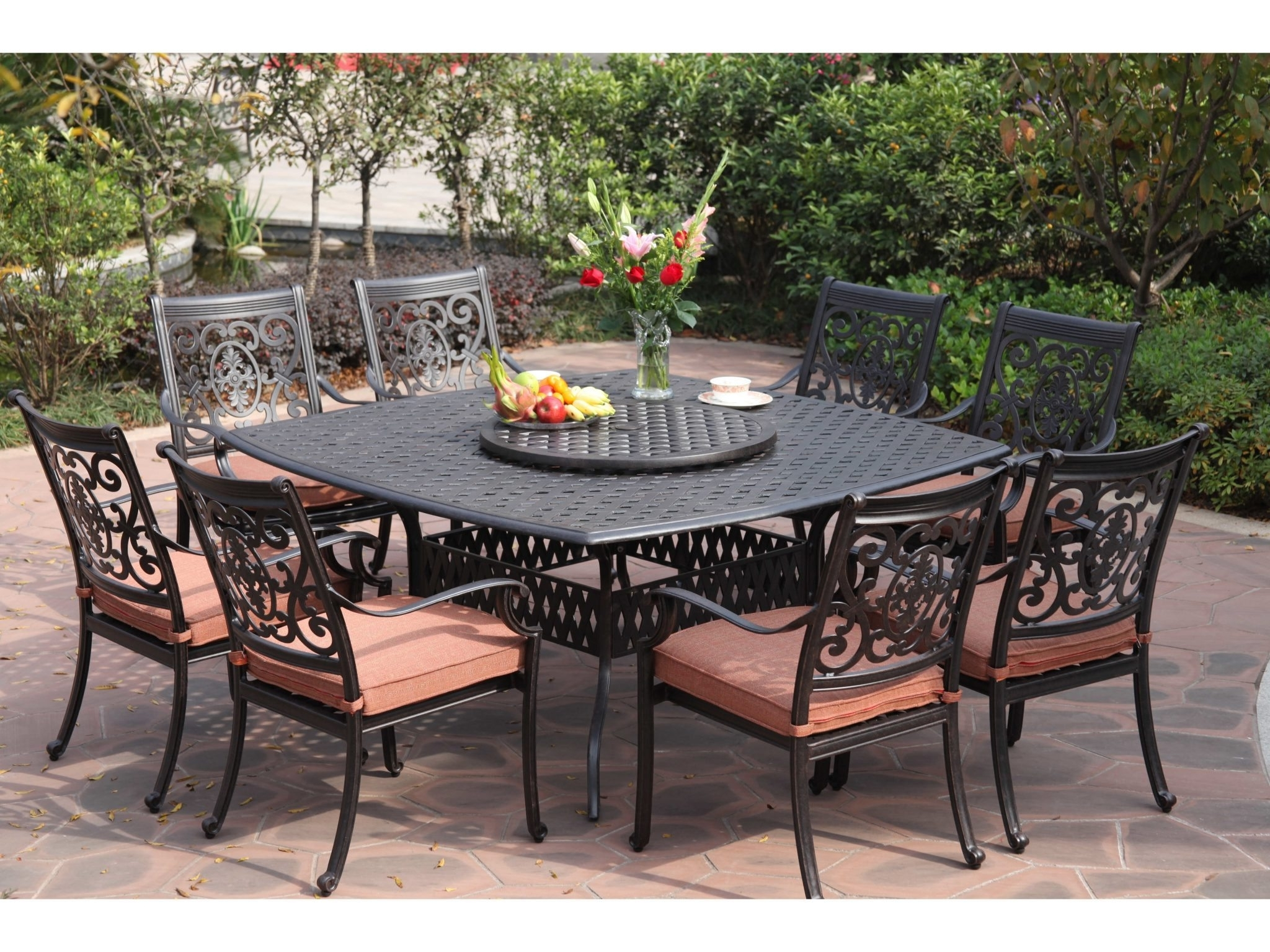 Well Known Attractive Patio Furniture Costco Online 22 Wonderful Chairs Up With Regard To Kirkland Patio Umbrellas (View 18 of 20)