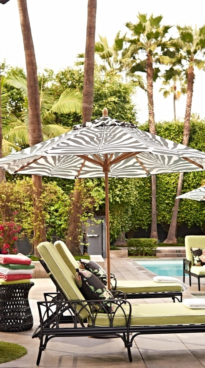 Well Known Take Cover From The Sun And Relax Under The Exotic Canopy Of Our Throughout Exotic Patio Umbrellas (View 18 of 20)