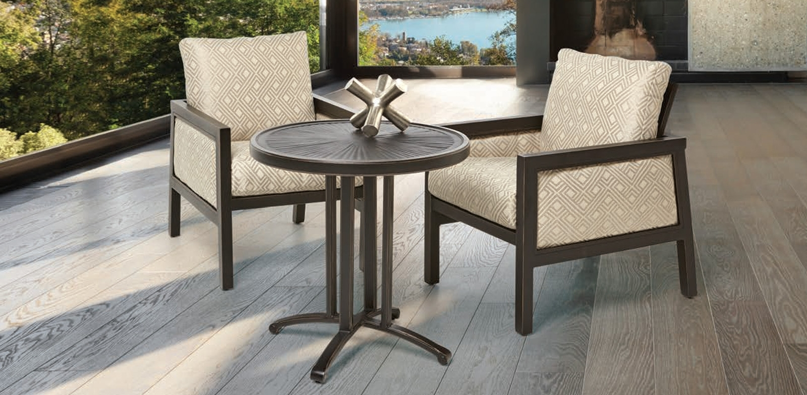 Well Liked Gold Coast City Collection – Castelle Luxury Outdoor Furniture With Gold Coast Patio Umbrellas (View 20 of 20)